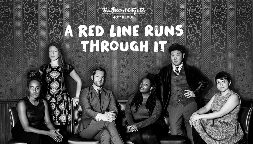 Second City's A Red Line Runs Through It