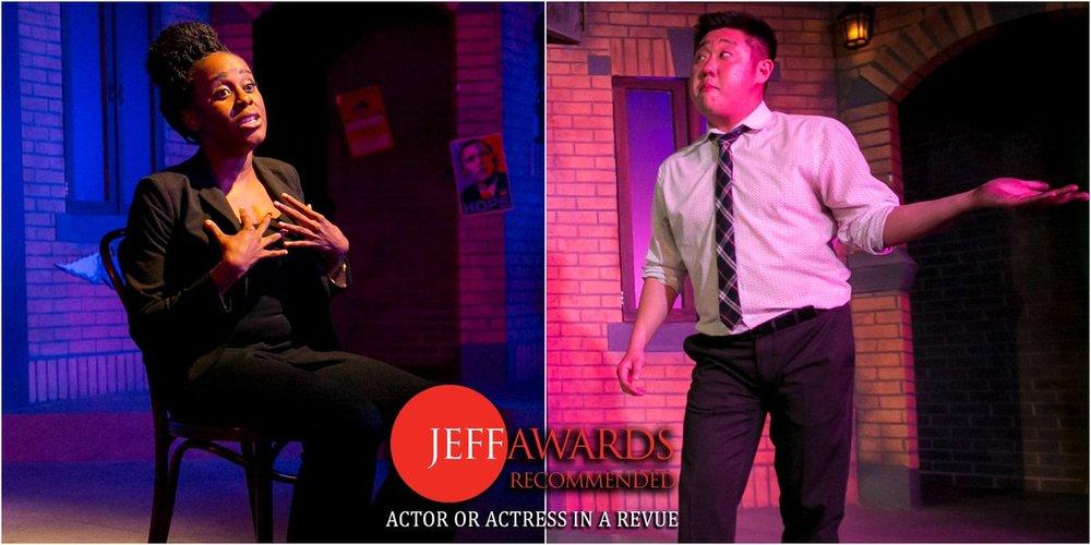 Jeff Award Nominated Peter Kim