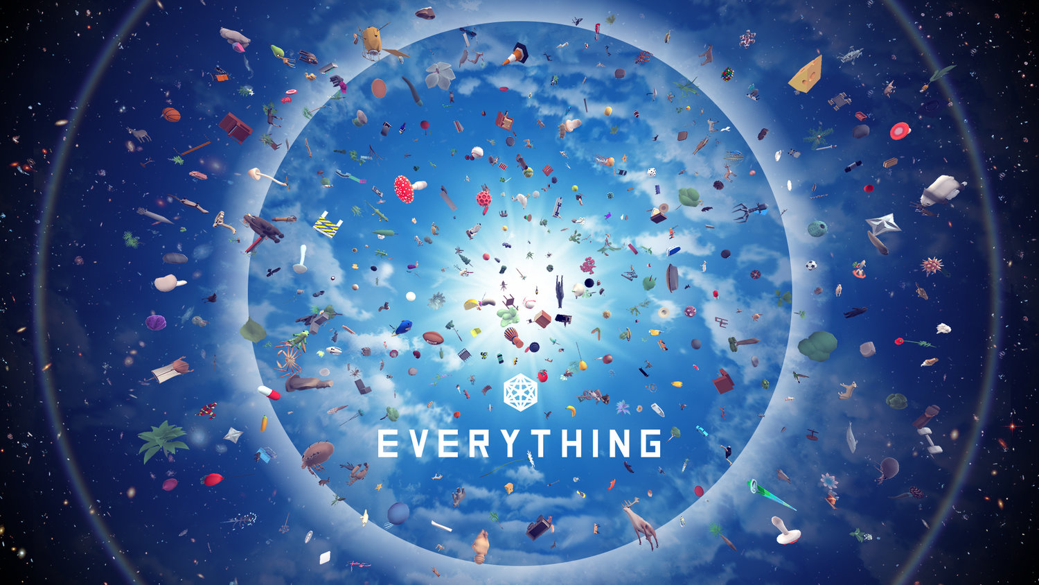 ☁️ EVERYTHING ☁️ - out now on PS4, PC, Mac & Linux