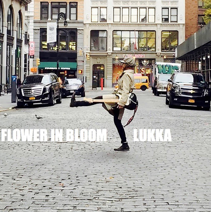 Flower in Bloom Cover 2016