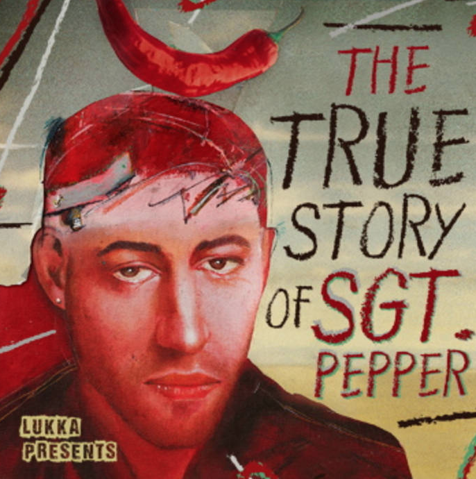 True story Of Sgt. Pepper Cover 2013