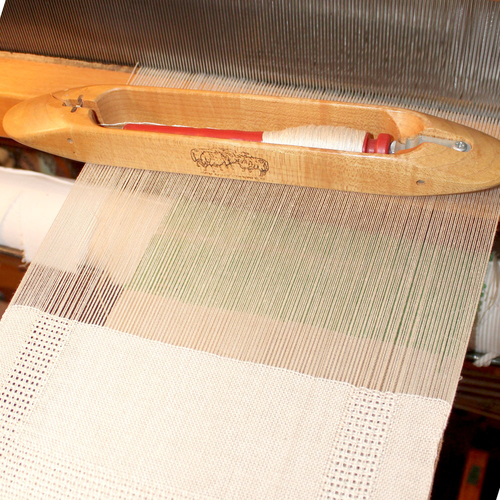lace napkin on loom.jpg