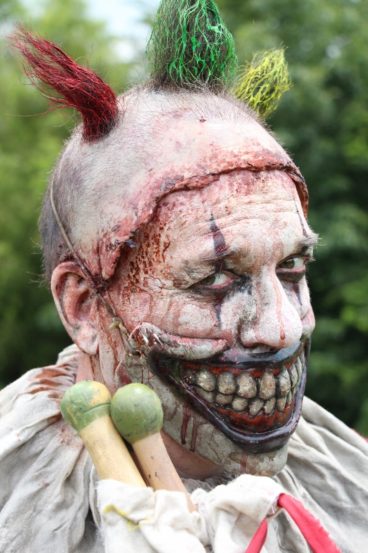 TWISTY THE CLOWN - AMERICAN HORROR STORY: FREAK SHOW