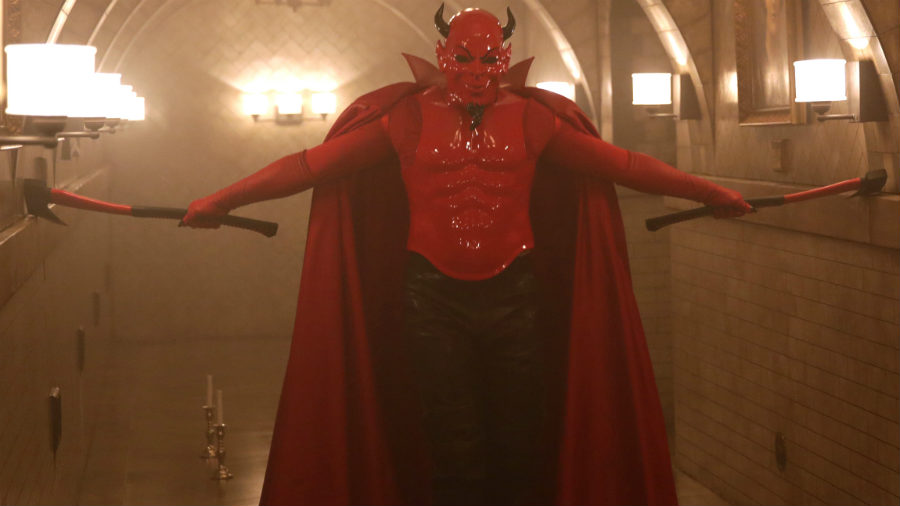 RED DEVIL - SCREAM QUEENS