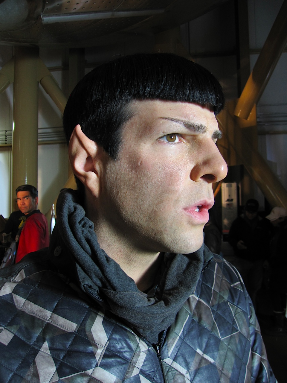 SPOCK - STAR TREK: INTO DARKNESS