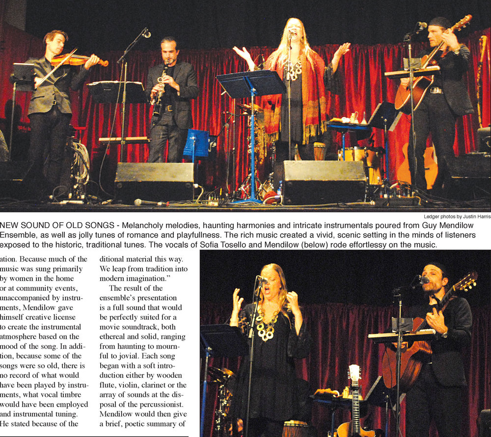 Rex Theatre Concert Review