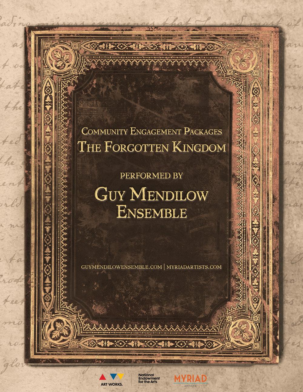 Community Engagement Packages Kit —  The Forgotten Kingdom (PDF)