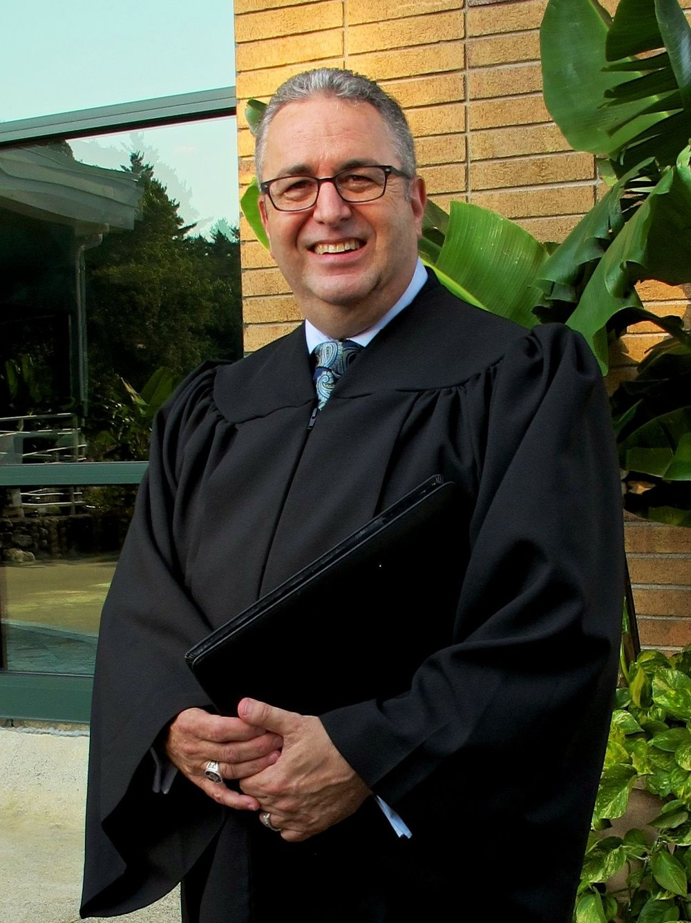 Justice Martin Rich