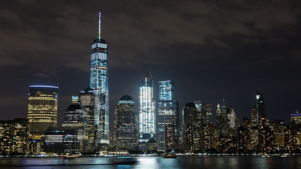 4k Lower Manhattan And Freedom Tower At Night Emeric S Timelapse