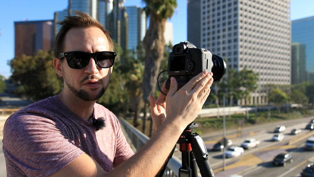 Shooting Timelapse Canon Timelapse Masterclass 2019