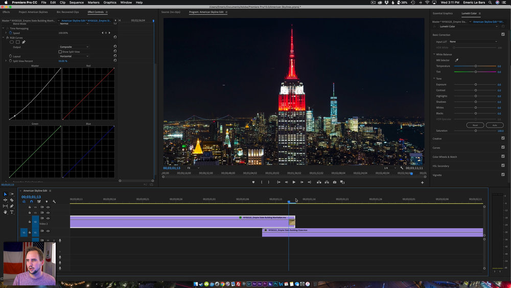 adobe premiere pro editing tips