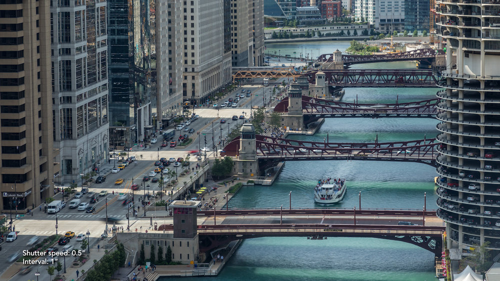 chicago timelapse interval selection tutorial class