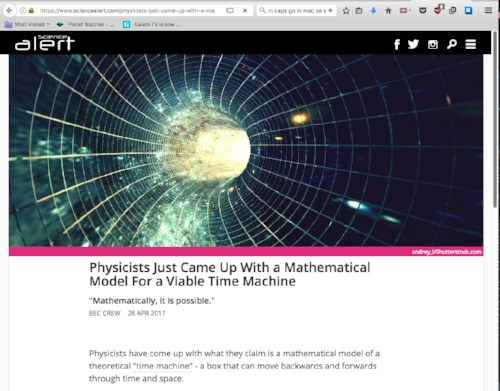https://www.sciencealert.com/physicists-just-came-up-with-a-mathematical-model-for-a-viable-time-machine