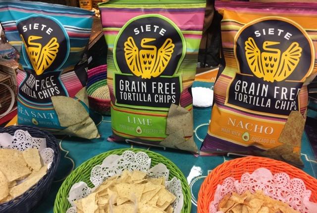 Siete Cassava Flour Grainless Chips