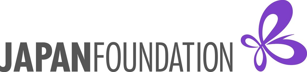 Supported by the  JapanFoundation