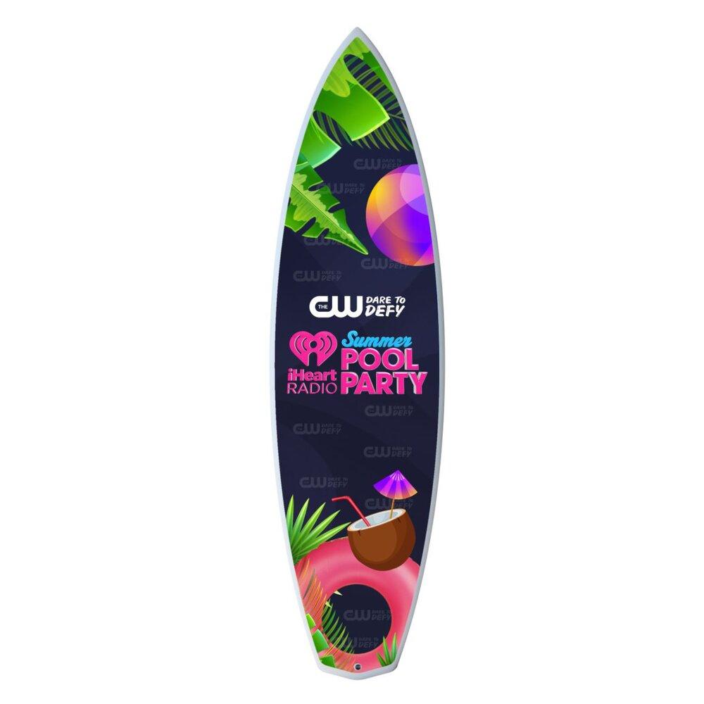 Surfboards Fiberglass Mbs Promo Boards