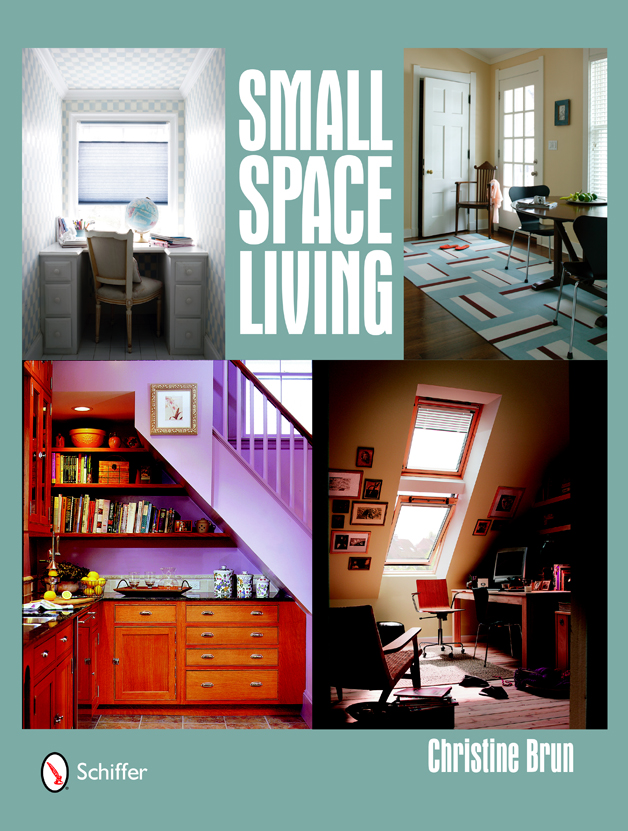 Small Space Living by Christine Brun