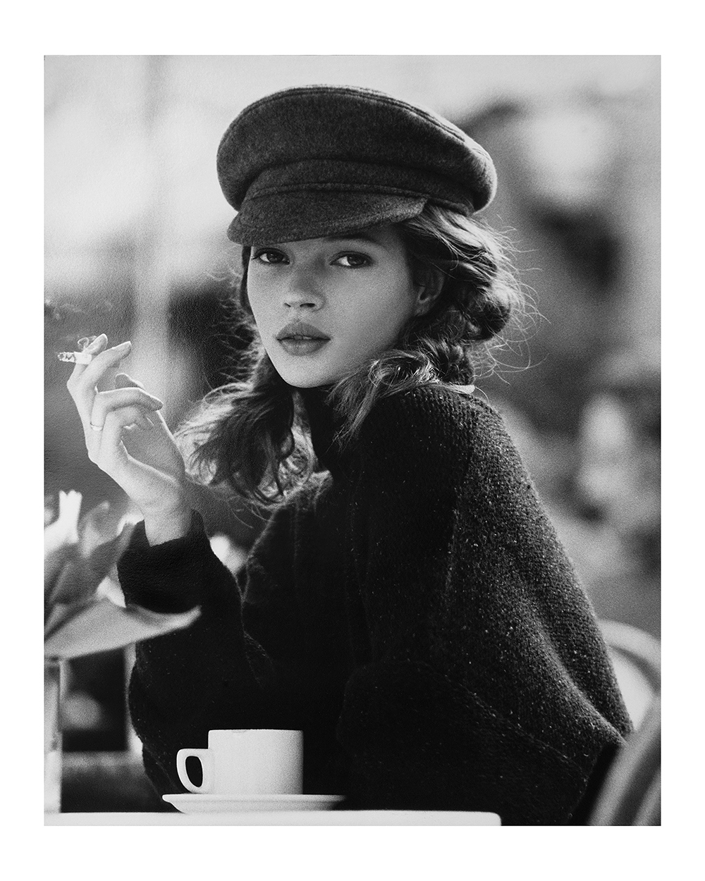 Kate Moss Cafe