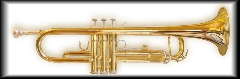 trumpet Framed.jpg