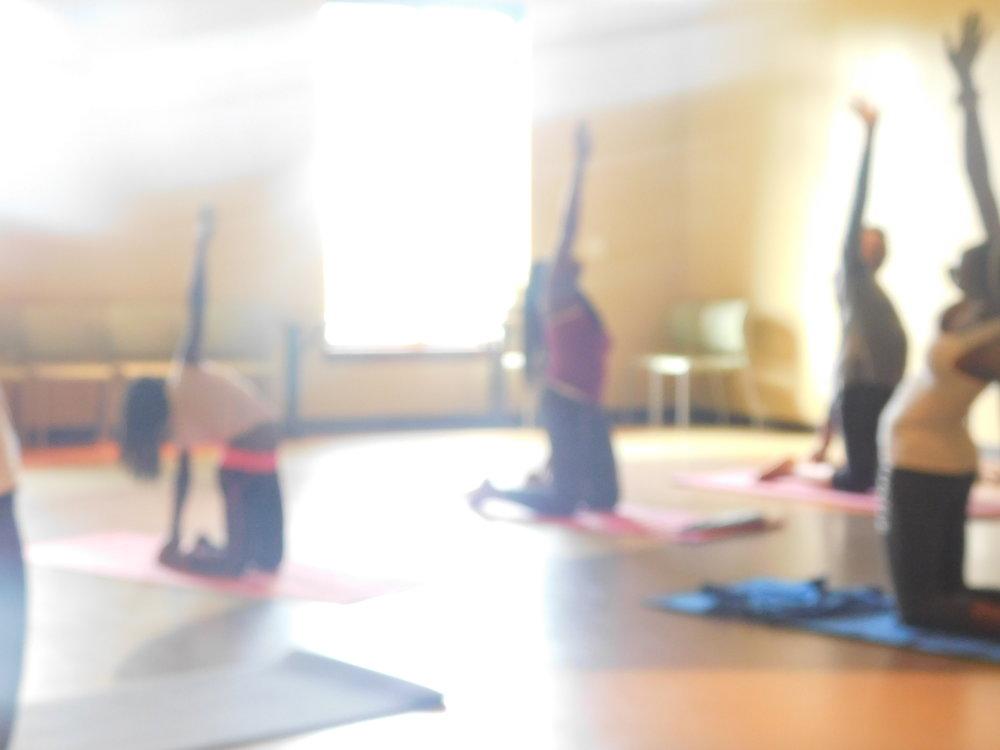 Yoga Noir Meet Up