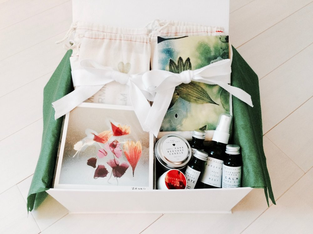 The Drew Box - Our original health kit tailored for times that the people we love are struggling to feel their best.