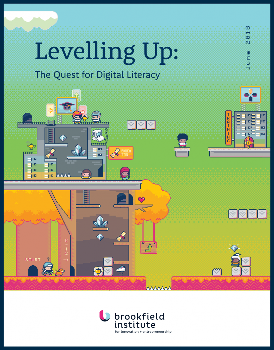 Levelling Up:The Quest for Digital Literacy -