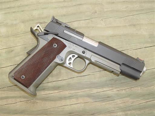 M1911 Custom Work — Tactical Shooting Academy & Custom Shop