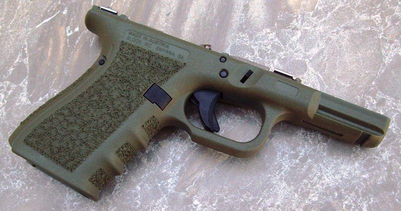 Glock Custom Frame Work — Tactical Shooting Academy & Custom Shop