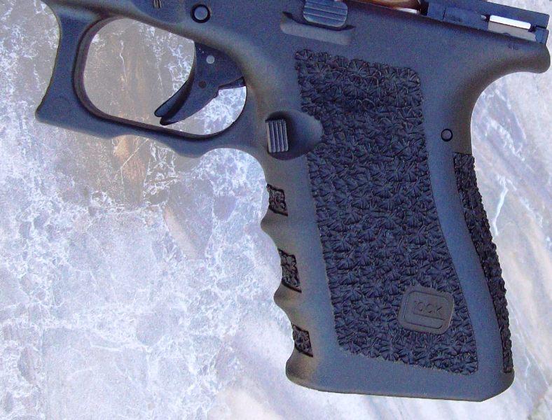 Glock Custom Frame Work Tactical Shooting Academy Custom Shop