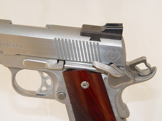 IDPA M1911 Custom Pistol Built by Master Pistolsmith D.R. Middlebrooks of Surry, VA…