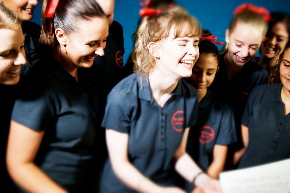 New Zealand Girls Choir Ages 5-18yrs