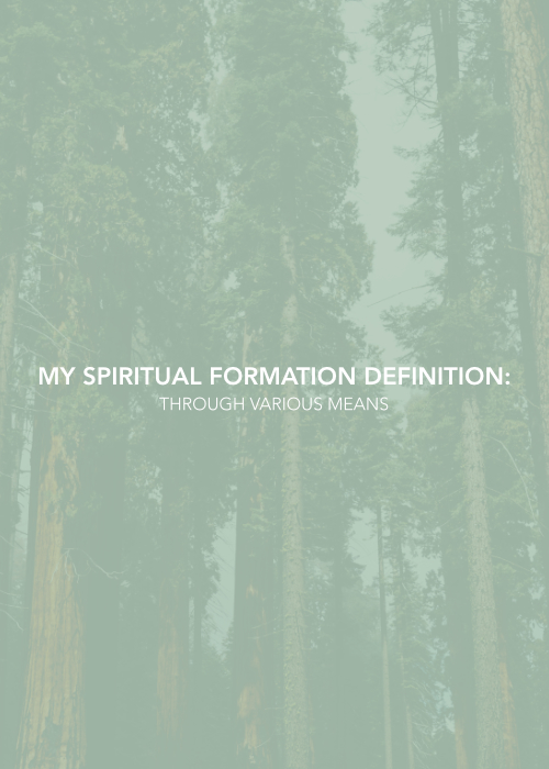 My Spiritual Formation Definition - Through Various Means_Dr. JK Jones.jpg
