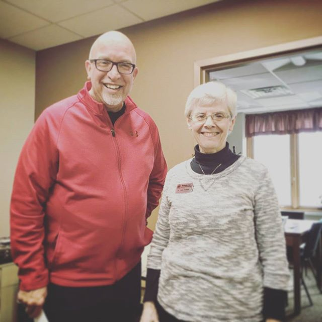 Sister Carol has lived, loved, and embraced the Benedictine life for over fifty years. She is no novice... Read more about my day at the Benedict INN at drjkjones.com or use the direct link in my bio. Blessings to you.