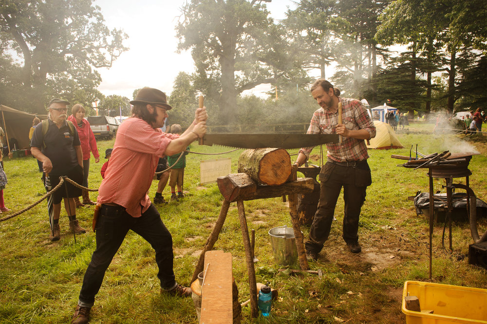 Alex Yerks & Nic Westermann - TreeFest 2016