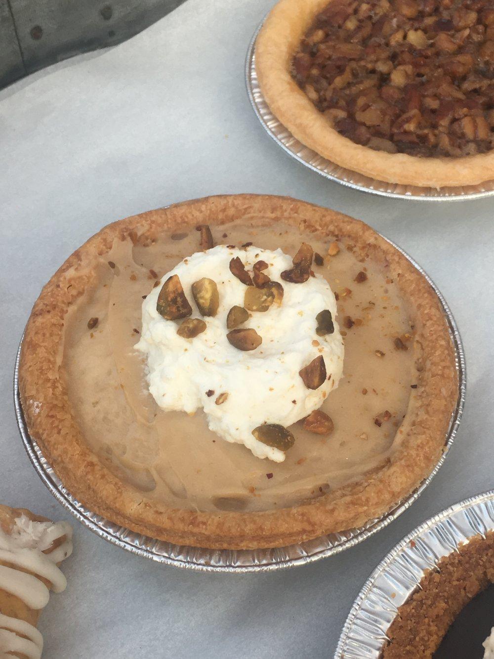 Earl Grey Pie