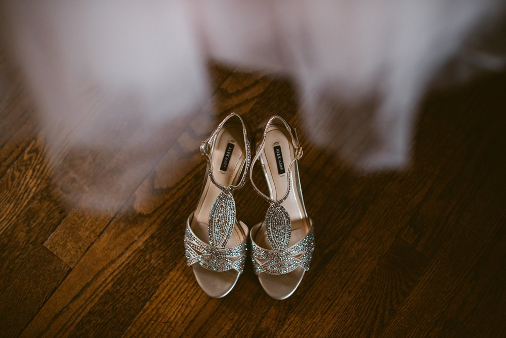 Every princess needs a pair of sparkly heels!