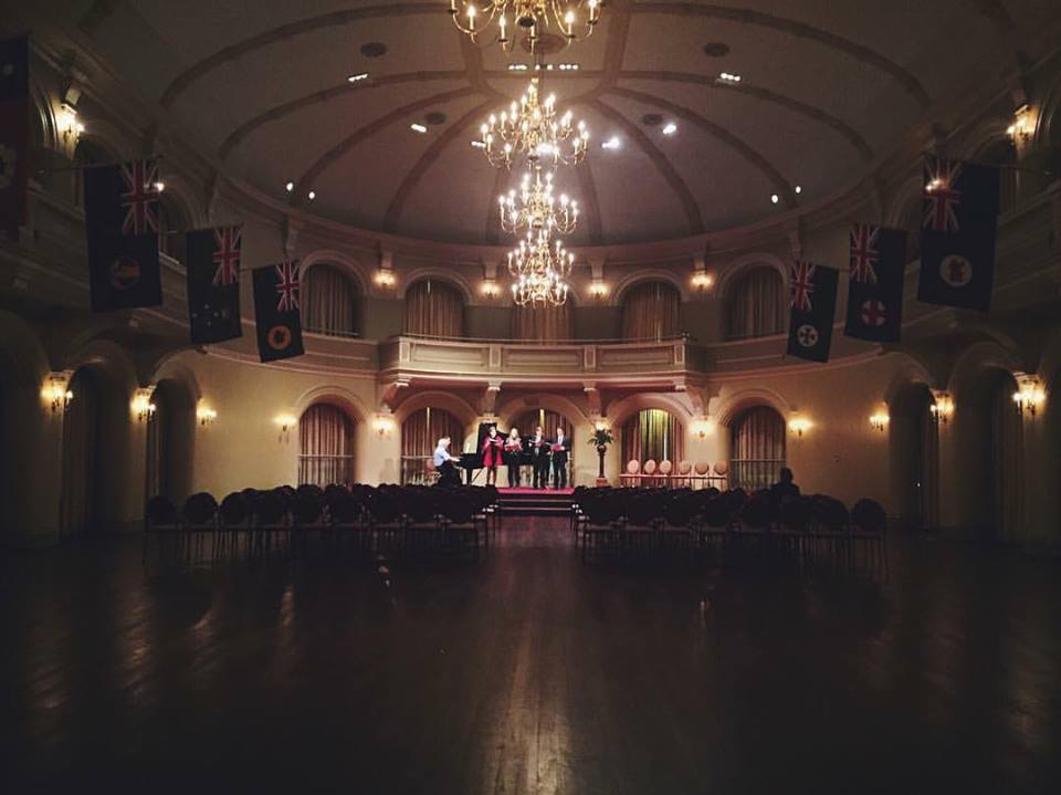 Government House Ballroom, Perth