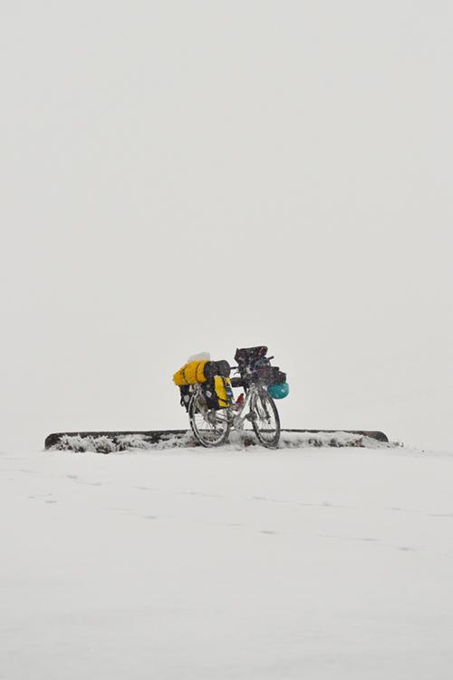 Winter in Denali NP