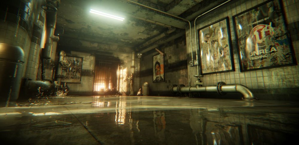 Unreal Engine — Blog — justiceadams com