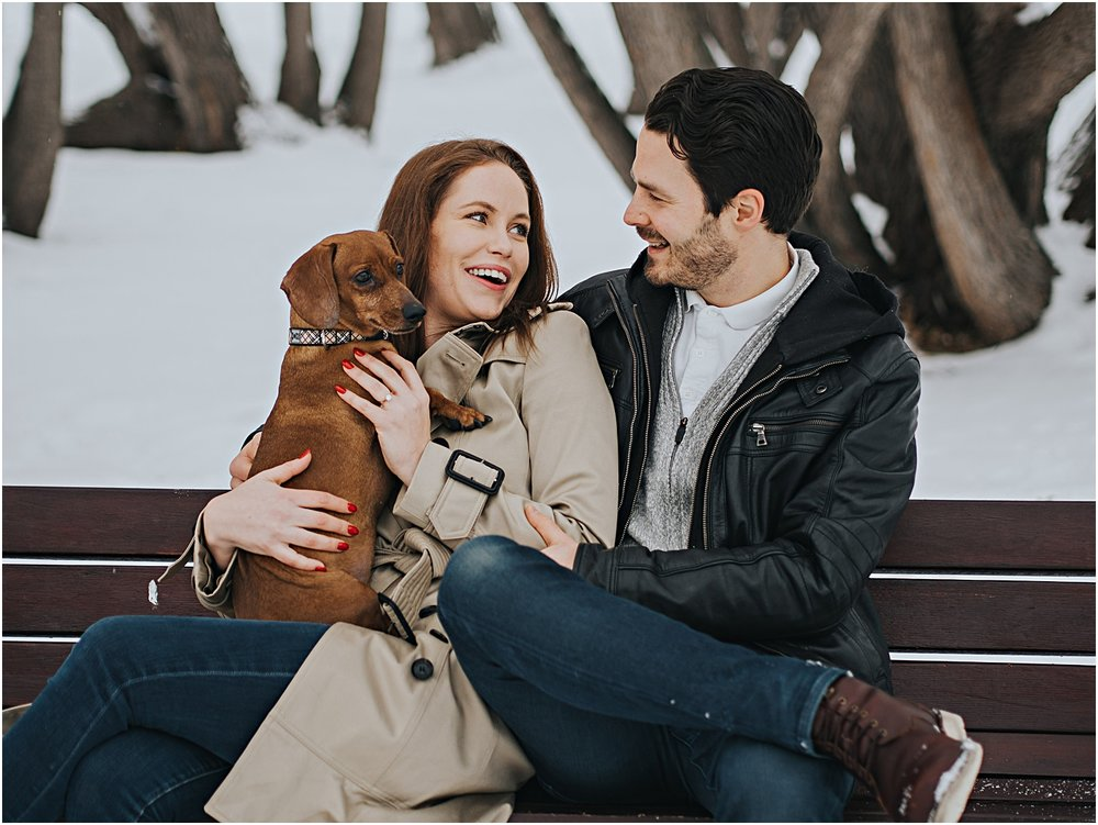 Calgary Engagement Session