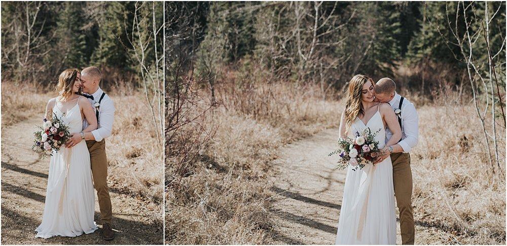 Spring Wedding Shoot