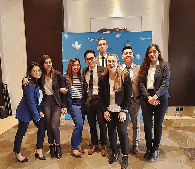 Being a part of the CPA business challenge has been an amazing experience. The whole competition as well as training for the last few months has taught me so many lessons about myself. And I have so much gratitude for all of these people, we're going to have such a good time together next semester!  @iamcamaka @hkbains92 @lj_mardones @mishalordonez @jaansantiago . . . . . . . #cpa #businesschallenge #businesscompetition #yycbusiness #cpabusinesschallenge #mountroyaluniversity #businessstudent #businessstudents #accountingstudents #accountingstudent