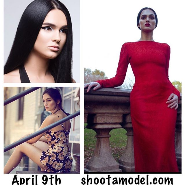 Exotic Albanian fashion, beauty, and lingerie model Valbona is guest model Sun 4/9 at Shoot-A-Model in Manhattan. #shootamodel . You can book Valbona for a beauty, fashion, or lingerie shoot at $80/hour (includes spacious photo studio, props, and Profoto lighting equipment). . Shoot-A-Model is a photo studio with guest models making it a very easy, hassle-free, and cost effective way to shoot great professional models to build your portfolio, for e-commerce, or just for the awesome experience. . To reserve a shoot with Valbona, pay $40 deposit at shootamodel.com/models . #NYC #model #modeling #1on1 #photoshoot #photography #photostudio #profoto