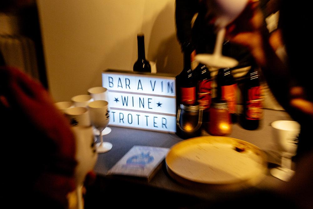 Wine Trotter