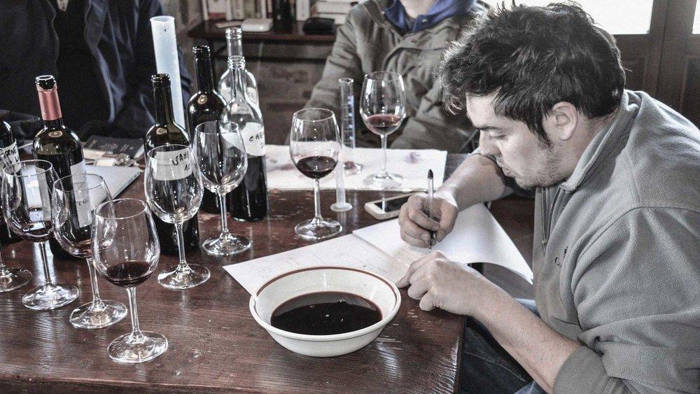 Diego Ciurletti, winemaker