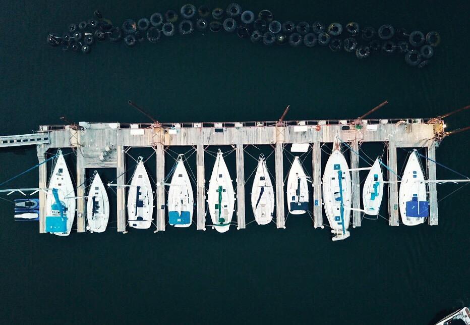 lake-texoma-sailboat-drone