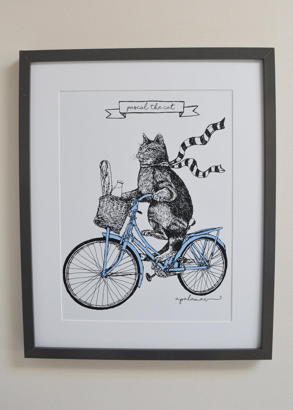 cat on a bike Anna Palamar.jpg