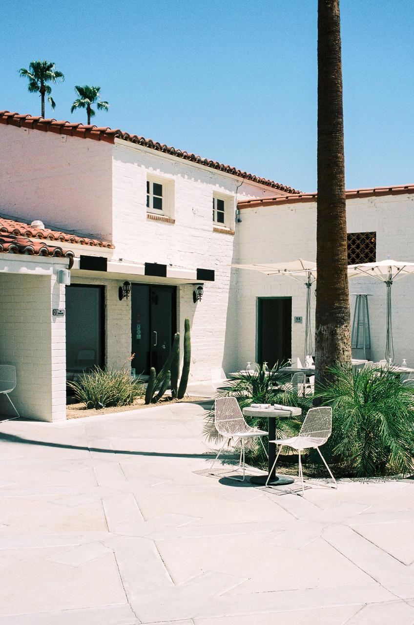 Palm Springs, 2015