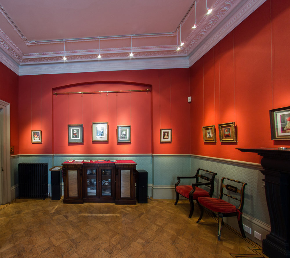 Upstairs Gallery