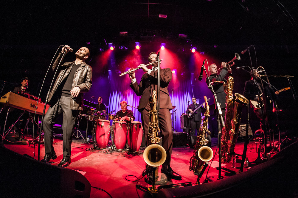 Matt Bianco meets New Cool Collective 2016